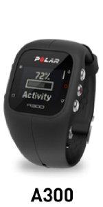 Polar A300 Fitness and Activity Tracker
