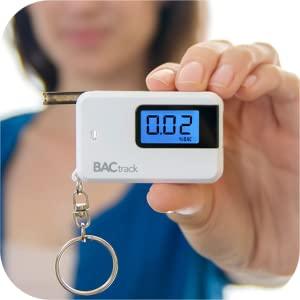 bactrack go keyring breath alcohol tester