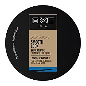 AXE Smooth Look Shine Pomade hair men