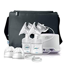 Philips Avent, Breast Pump, Electric Breast Pump, best breast pump, best electric breast pump, Avent