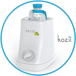 kozii, bottle warmer, breastmilk warmer, breast milk warmer, Dr. Brown's bottle warmer, quick serve