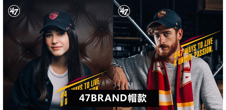 47BRAND帽款