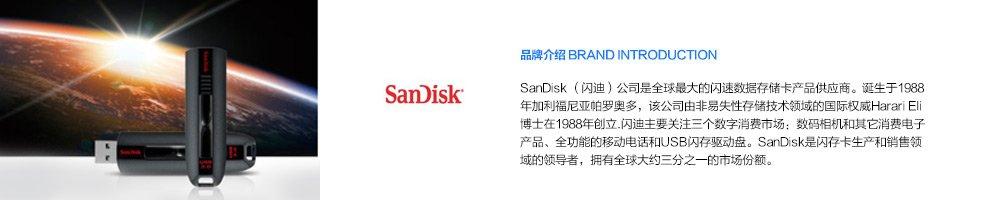 SanDisk闪迪品牌故事-亚马逊海外购