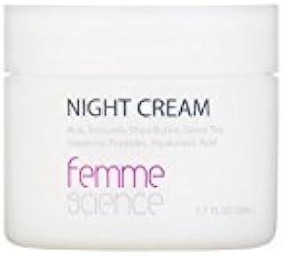 FemmeScience Night Cream (1.7 oz.)