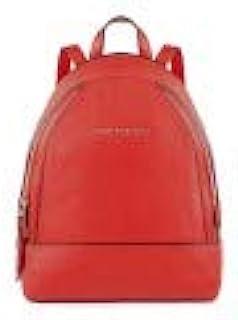 Piquadro Muse 休闲背包,26 厘米 红色(玫瑰色) 红色(玫瑰色)