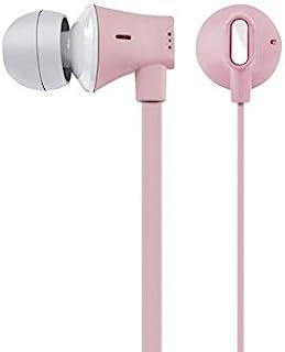 AT&T EBM03-PNK JIVE 隔音耳塞,带内置麦克风(粉色)