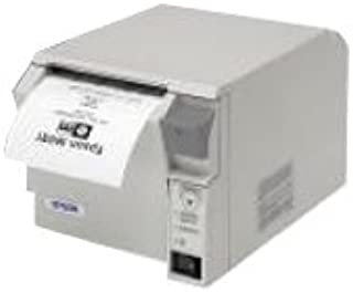 Epson 爱普生 TM-T70 收据打印机 ( 180 x 180 DPI , USB) 白色