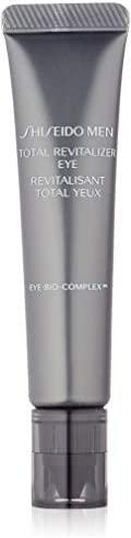 Shiseido 资生堂 男士 Total Revitalizer 眼霜,1件装(1 x 15毫升)