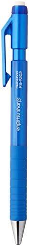 Kokuyo 机械铅笔,Enpitsu 刀尖型 S,0.7 毫米,蓝色 (PS-P202B-1P)