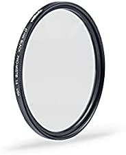 Tiffen BLACK PRO-MIST 单反滤镜 67mm 1/4滤镜