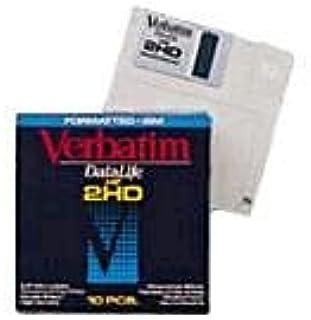 Verbatim 8.89 厘米 Dd 1.0MB Ufmt 10 件装(制造商停产)