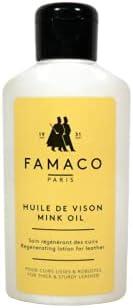 Famaco 水貂油 - 液体 - 4.23 液体盎司