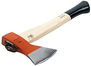 Ratioparts 180.001 Ecoline 手斧,山核桃手柄,黑色,棕色,43x3x18厘米