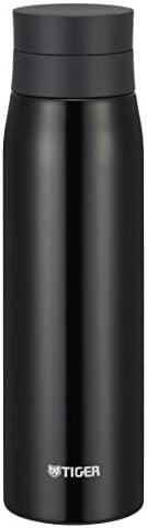 TIGER 虎牌 保温瓶 马克杯 淡紫黑色 600ml MCY-A060KM