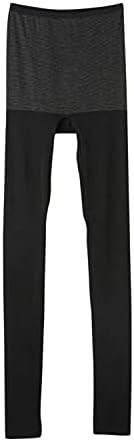 GUNZE 郡是 打底裤 HOTMAGIC 集中保暖无缝 全长裤 MH9461P 女式