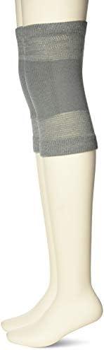 GUNZE 郡是 HAQCARE 护膝 宽松舒适 保暖抓绒