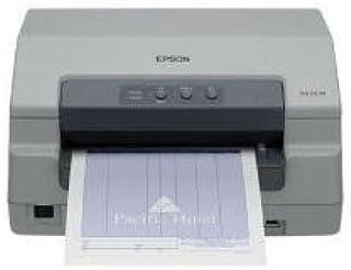 EPSON PLQ-22 CSM w USB HUB 24 针点数匹配打印机带彩色扫描仪 480signs/s USB2.0 128MB