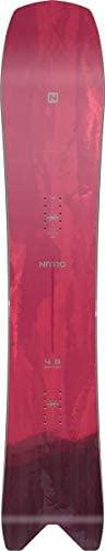 Nitro Snowboards 女士板鞋 Squash Women BRD'21 Premium All Mountain Tapered Swallow