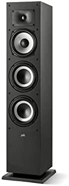 Polk Audio MXT60 紧凑型扬声器,高保真和家庭影院扬声器,Hi-Res 认证,杜比Atmos和DTS:X兼容(件)