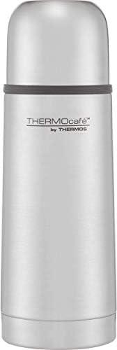 THERMOS 膳魔师 ThermoCafé 不锈钢长颈瓶, 350 毫升