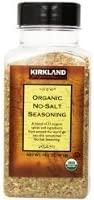 Kirkland Organic No-Salt Seasoning-14.5 盎司