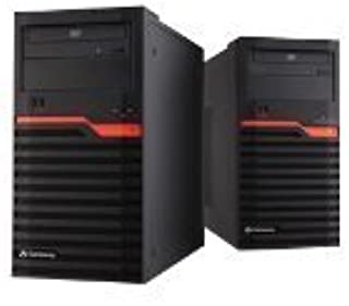 Gateway GT310F1 Xeon X3430 2x2GB UDIMM 2x500GB 7.2K SATA LFF HotPlug DVDRW 450W 固定式 80+PSU SW Raid 0,1,5,10 TM BestConfig