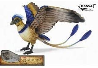 """Hansa Confuciusornis Bird 24"""" H 毛绒玩具"""