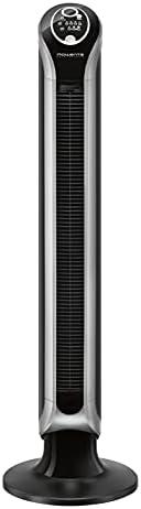 Rowenta vu6670z0 塔式风扇 Eole Infinite – 100厘米,黑色