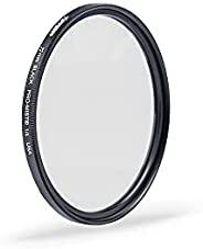 tiffen filter 72mm black pro-mist 1/4 过滤器
