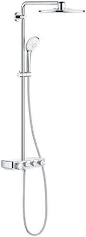 Grohe 高仪 智能控制淋浴系统 镀铬 310毫米