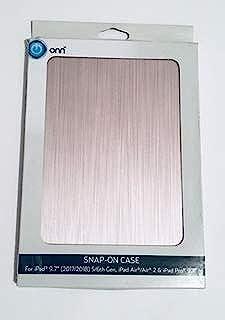 ONN Snap on 保护套适用于 iPad、iPad Air 和 iPad Pro 9.7 英寸 - 玫瑰金