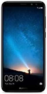 HUAWEI 华为 51091WKS Mate10 lite 双卡智能手机(14.97 厘米(5.9 英寸),64 GB 内存,4 GB RAM,16 MP + 2 MP 摄像头,Android 7.0,EMUI 5.1)石墨黑色