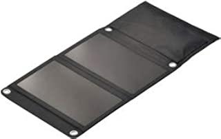 丸辰 智能手机充电 电子设备 多功能充电 太阳能板 携带方便 24×15厘米 B6尺寸 平板电脑尺寸 33419