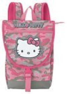Hello Kitty 小背包:迷彩