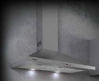 Spala 抽油烟机,90 不锈钢,装饰,金字塔,740 M3,LED 灯(5 A)