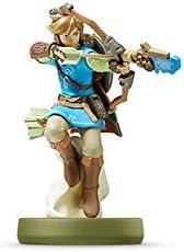 Nintendo 任天堂 Link (Archer) amiibo - 塞尔达传说:荒野之息系列(Nintendo Wii U/Nintendo 3DS/Nintendo Switch)