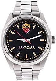 AS Roma 奥林匹克男士手表,钢,均码