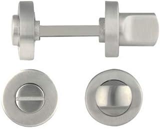 Jdel Condena-解锁环 适用于玫瑰 缎面镍 直径 35 毫米 50 毫米
