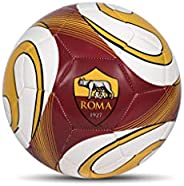 mondo 13641 Official Ball a.s.Roma 中性成人,白色,均碼
