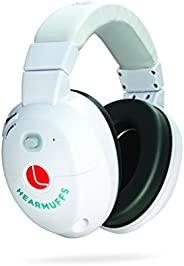 Lucid Audio HearMuffs TRIO 儿童听力保护耳机(头戴式音量限制/声音保护/环境放大耳罩适合 5 岁以上儿童)