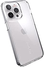 Speck Products Gemshell 透明 iPhone 13 Pro 手机壳,透明/透明