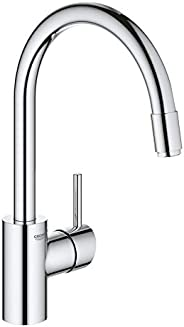 GROHE 高仪 Concetto 单杆水槽混合龙头,32663003