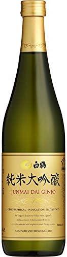 白鹤 纯米大吟酿 日本酒 兵库县 720毫升