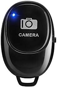 无线快门遥控 JACKYLED 相机快门遥控 蓝牙无线技术 适用于 iPhone/Android 自拍 / 团体照片 免提创建令人惊叹的照片和视频(不一定支持中文)