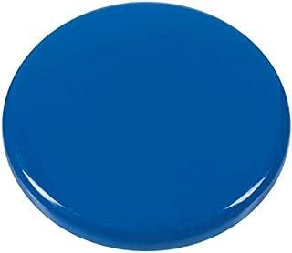 Westcott 磁贴,10件装,30毫米,圆形,蓝色,E-10820 00