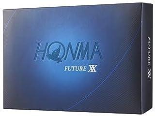 本间高尔夫 HONMA 球 FUTURE XX 球 1打(12个装)
