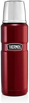 Thermos 膳魔师 不锈钢水杯,红色,470毫升