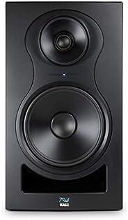 Kali Audio IN-8 主动式3路近场显示器显示器扬声器工作室显示器(同轴中音/高音扬声器,140W - 60/40/40瓦三频),黑色