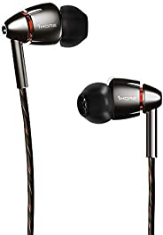 1MORE 四司机入耳式耳机高保真耳机保暖低音E1010  Quad Driver In-Ear Quad Driver In-Ear