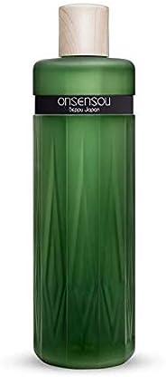 Onsensou Beppu 日本海藻泉水控油防*洗发水/护发素深层清洁适用于薄敏感受损*至油性发质,无硅胶洗发护发素,适合美丽的*和更*的*,柔软轻盈护理,300 毫升(含胡椒薄荷的洗发水冷却效果)